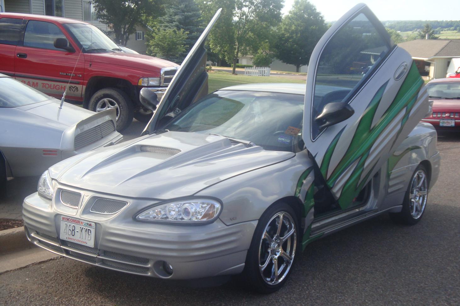 1999 Pontiac Grand AM SE Coupe Photo 5