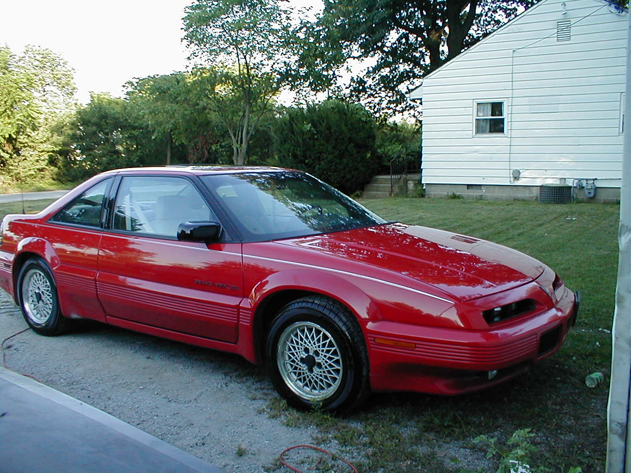 1993 pontiac grand prix sedan
