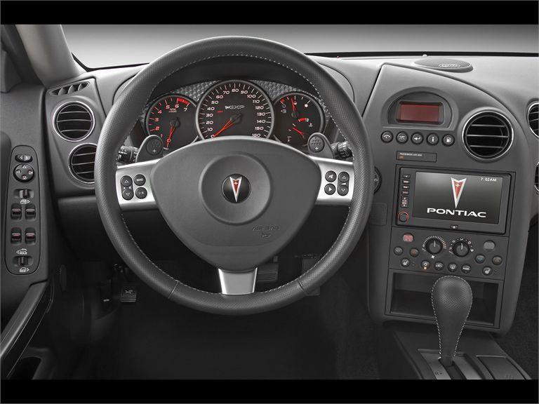 2007 Pontiac Grand Prix Gxp >> 2007 Pontiac Grand Prix Gxp Sedan