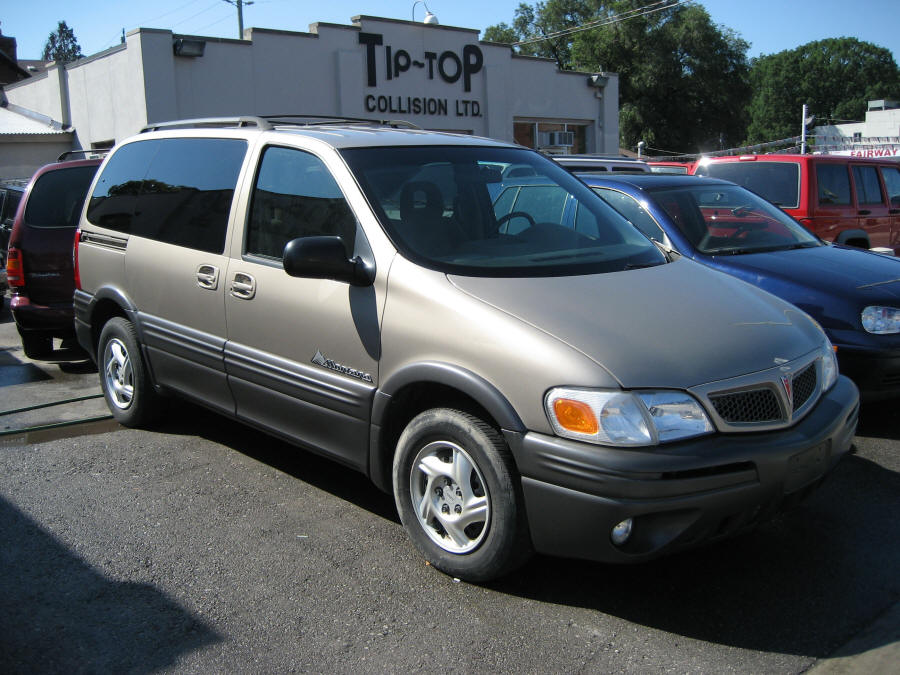2001 Pontiac Montana Special Value Photo 3