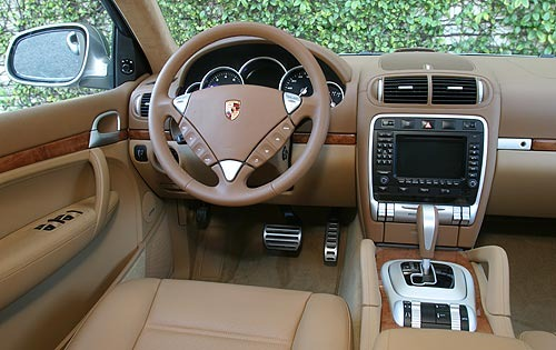 2004 Porsche Cayenne Vin Check Specs Recalls Autodetective