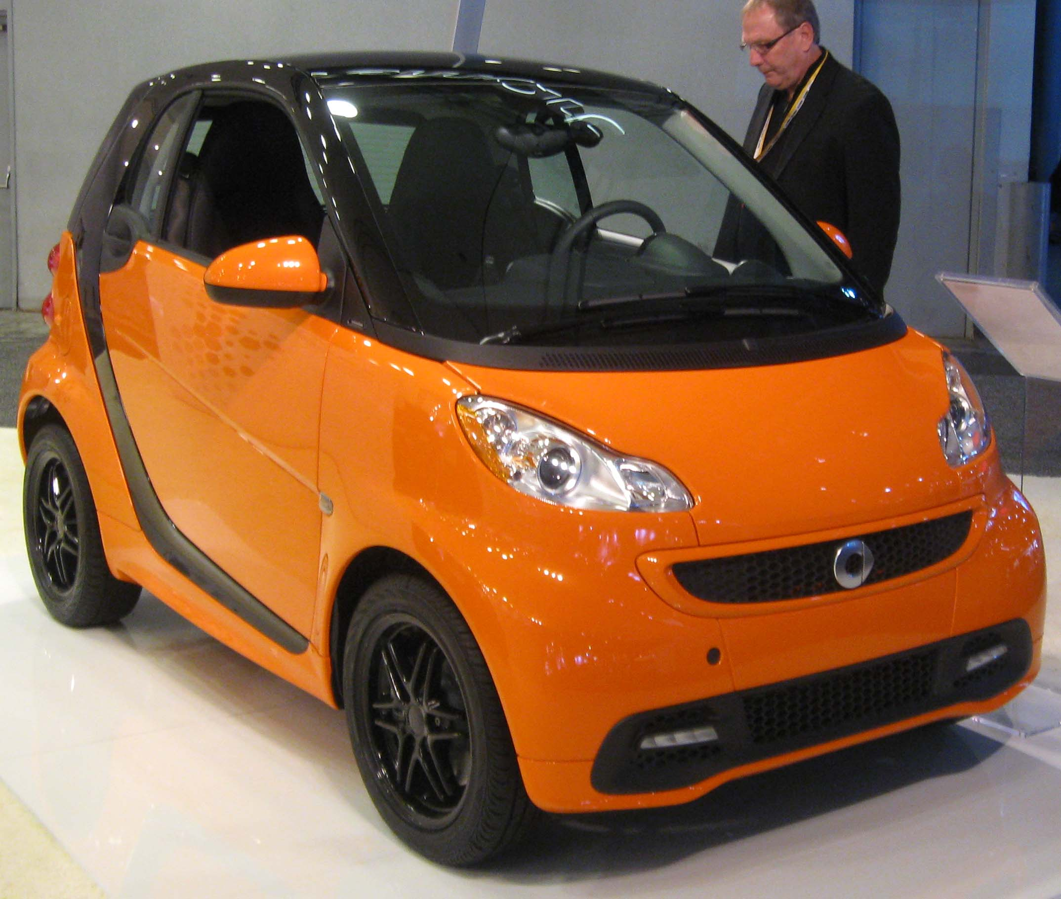 2013 Smart Fortwo Electric Coupe Vin Lookup Autodetective