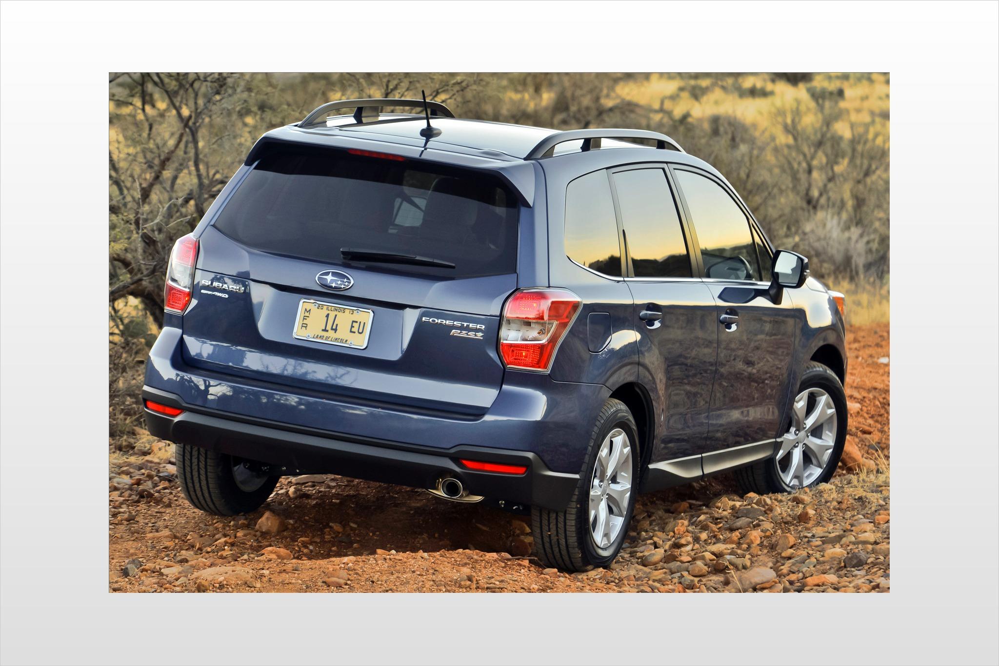 2014 Subaru Forester Vin Check Specs Amp Recalls