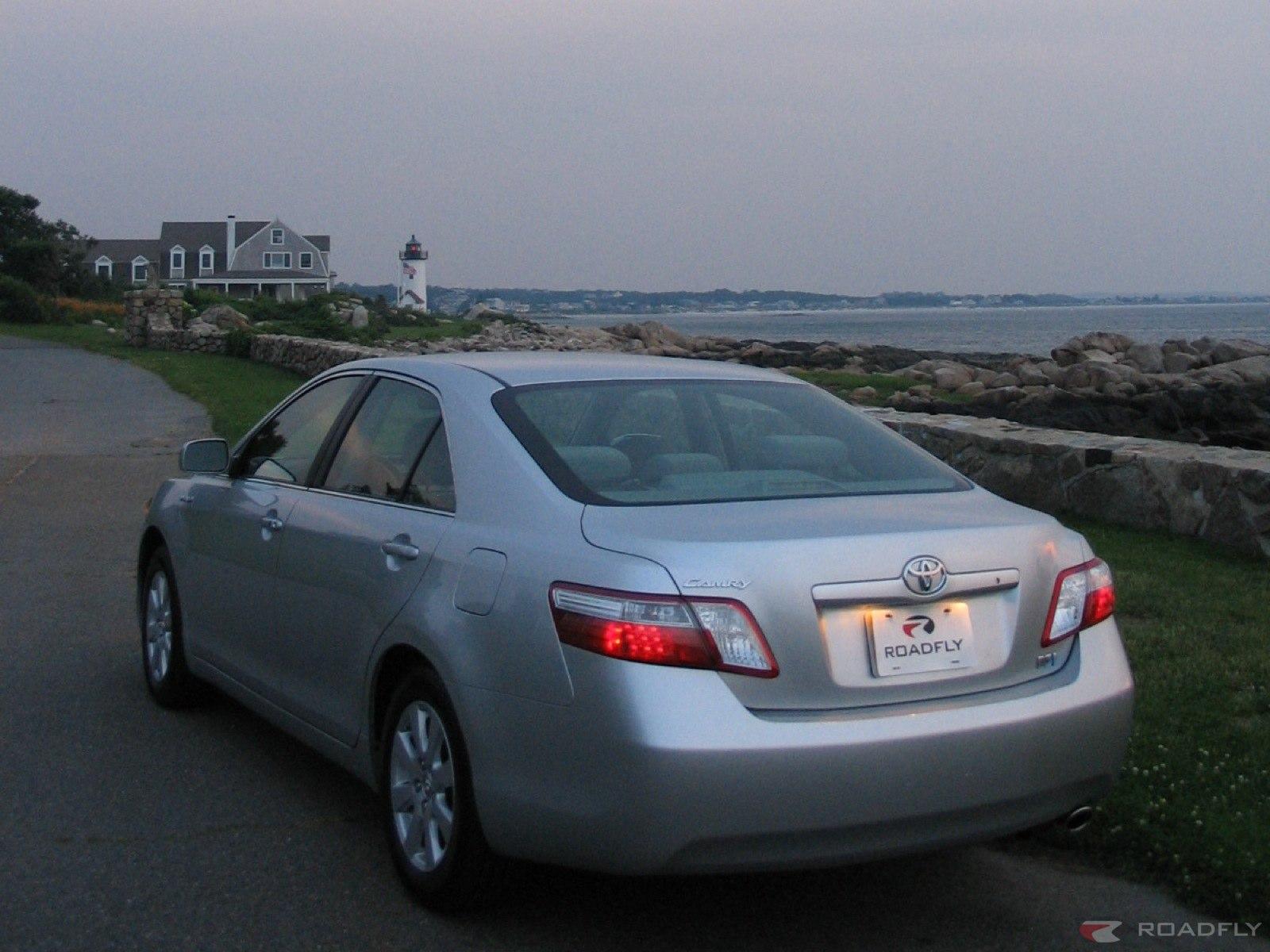 2007 Toyota Camry Hybrid Photo 3
