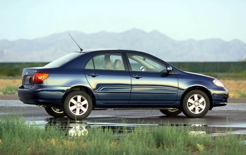 toyota corolla ce vin number search autodetective