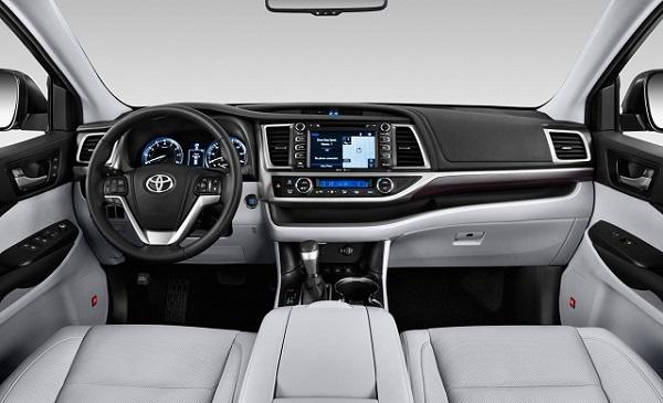 2016 Toyota Highlander Exterior Photo 2 3