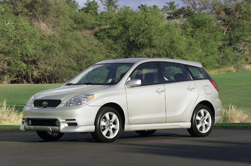 2006 toyota matrix 2wd photo 4