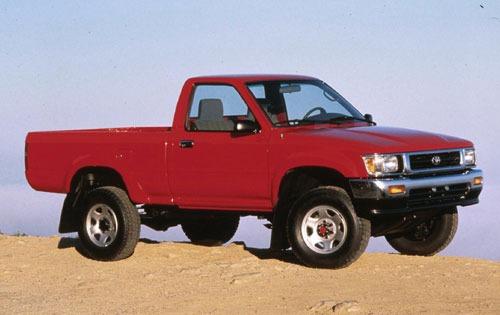 1994 Toyota Pickup Vin Check Specs Recalls Autodetective