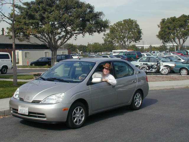 2001 Toyota Prius Photo 2