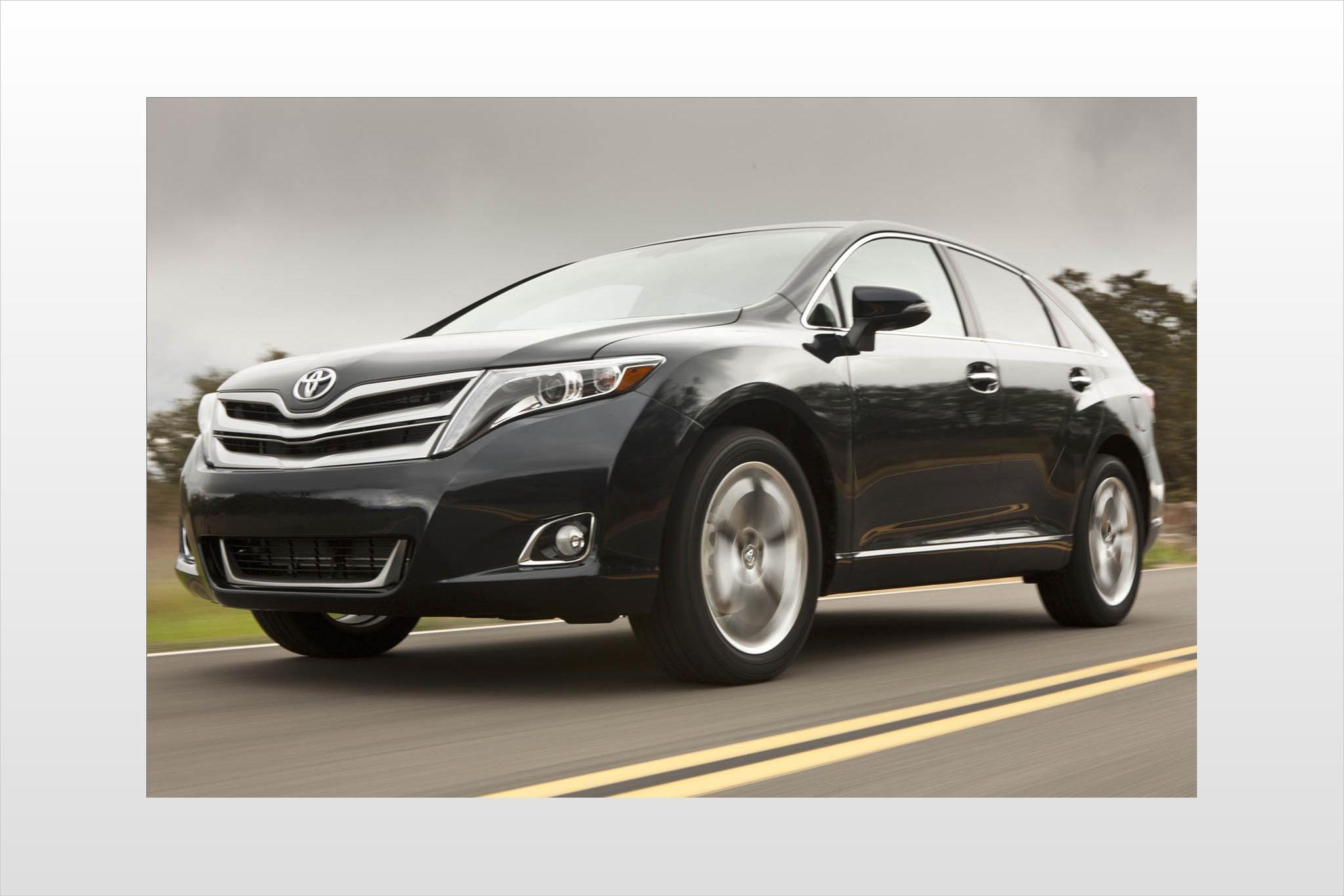 2015 Toyota Venza Specs Prices Vins Recalls Autodetective