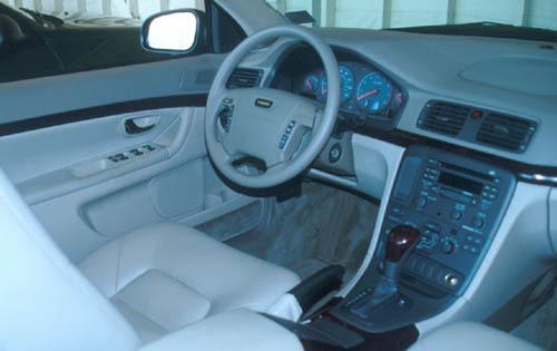 1999 Volvo S80 2 9